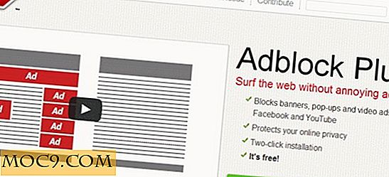 Slik blokkerer Facebook Irritating Elements med Adblock Plus