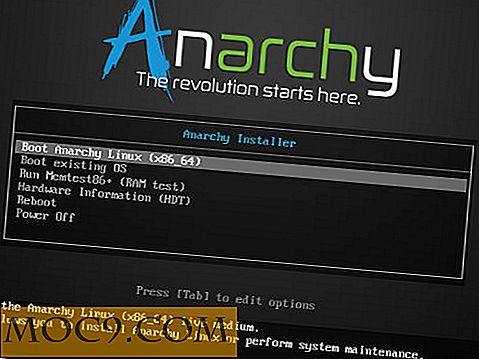 Anarki Linux: Arch Linux Made Easy