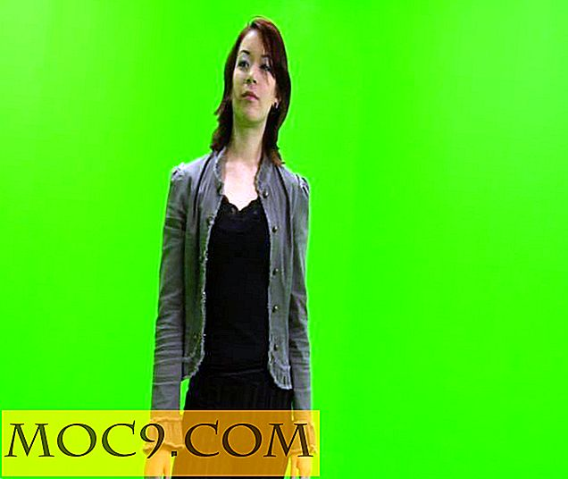 Wie man Green Screen Visual Effects mit Blender hinzufügt