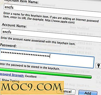 Sådan installeres Encfs og Encrypt Files i Mac OS X