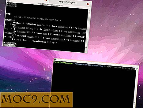 Evilwm: En Devilishly Simple Window Manager för Linux