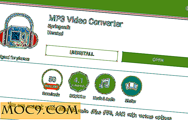 Hoe video converteren naar audio op Android met MP3 Video Converter