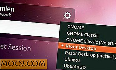 Razor-qt: En ny Lightweight Desktop Manager for Linux