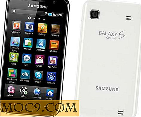 Samsung Galaxy S Wifi 4.0 Anmeldelse