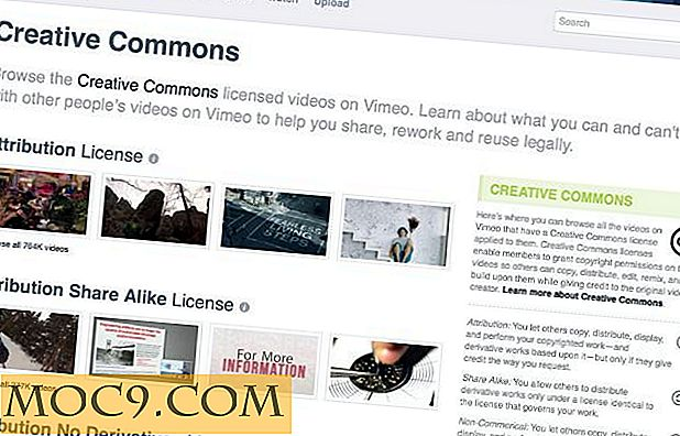 5 websites om Creative Commons-video's te vinden