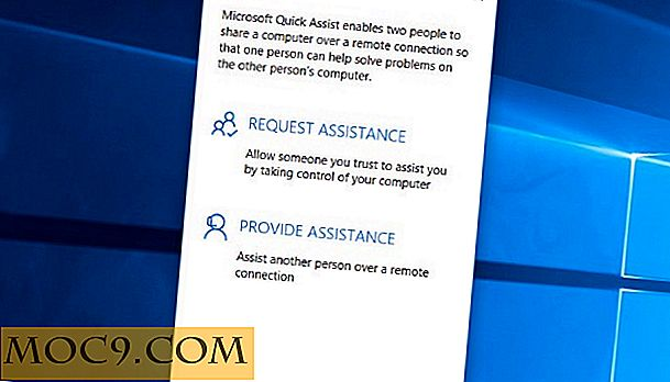 Fjern feilsøk en Windows 10-PC med Quick Assist