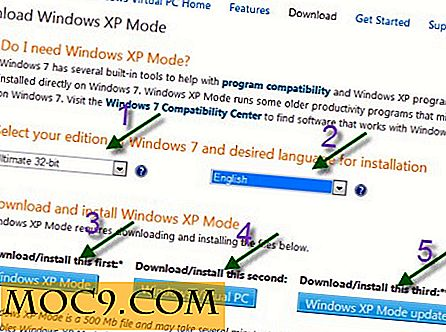 Stap voor stap handleiding Windows XP-modus installeren in Windows 7